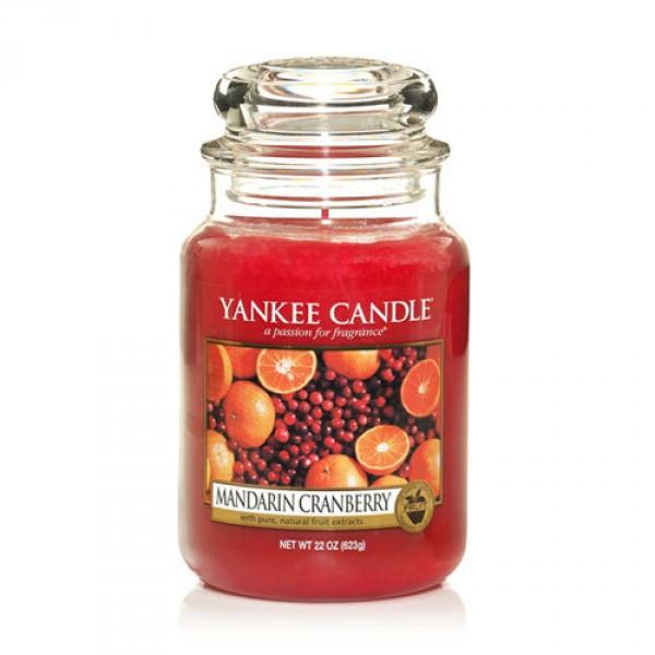 Mandarin Cranberry