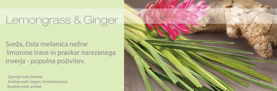 Lemongrass And Ginger