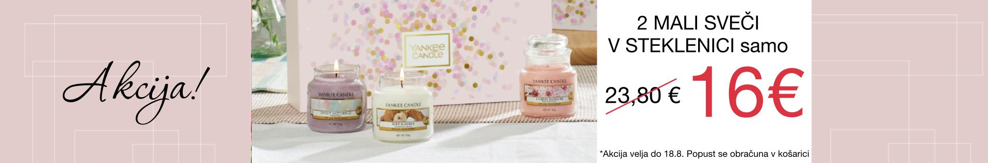 Male dišeče sveče