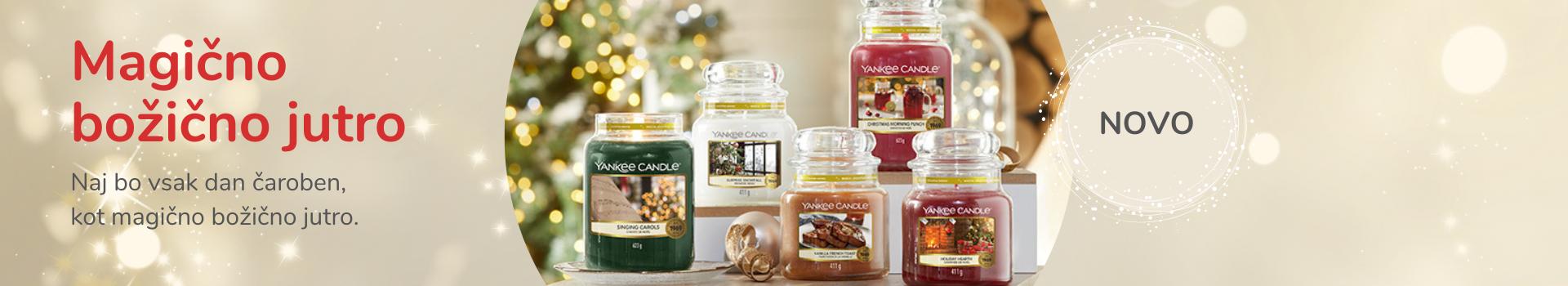 Nova božična kolekcija MAGICAL CHRISTMAS MORNING