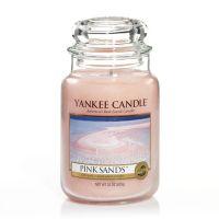 YC sveča V. PINK SANDS