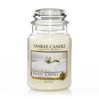 YC sveča V. FLUFFY TOWELS