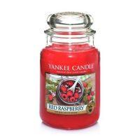 YC sveča V. RED RASPBERRY