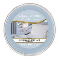 YC lonček z dišečim voskom A CALM & QUIET PLACE