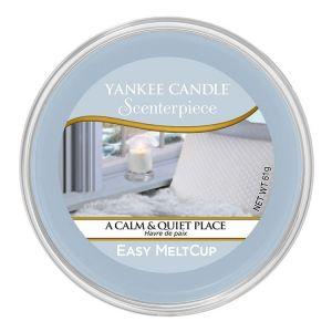 YC lonček z voskom A CALM & QUIET PLACE