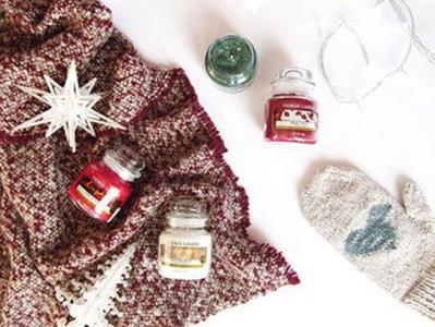 Nova božična kolekcija Yankee Candle