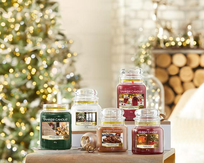 Pričaraj si popolno božično vzdušje z novo kolekcijo: Magical Christmas Morning