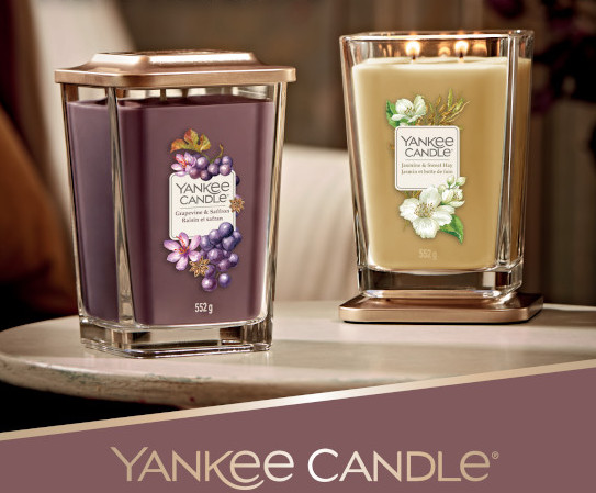 Dišeči sveči, ki s svojim izgledom in vonjem kradeta pozornost v še tako elegantnem domu