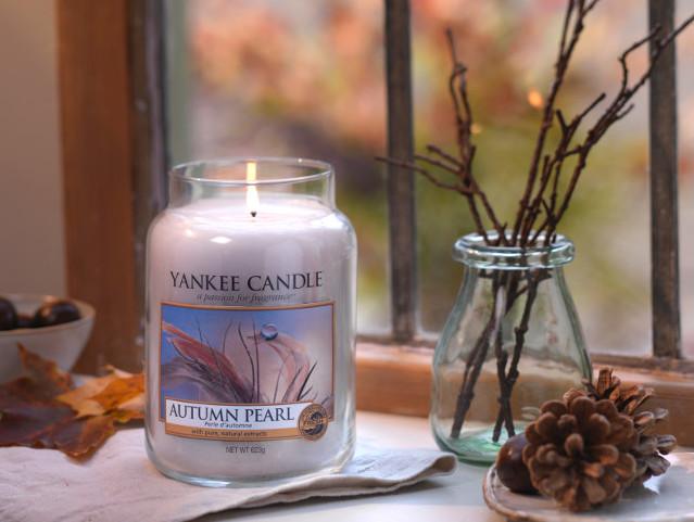 Jesenski dišeči biser Autumn Pearl