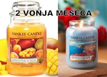 Yankee Candle Vonj meseca