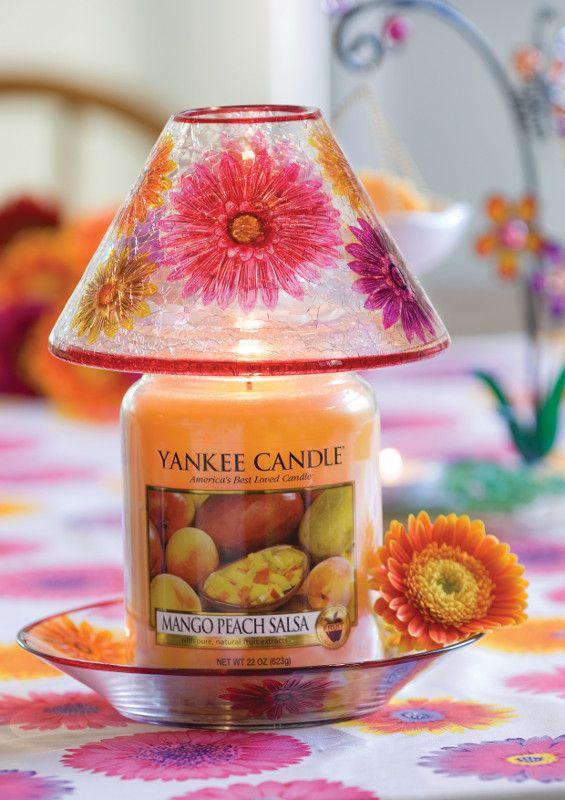 yankee candle senčnik