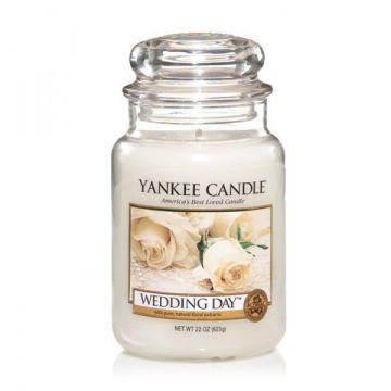 Yankee Candle Wedding Day