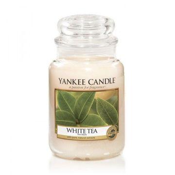 Yankee Candle White Tea