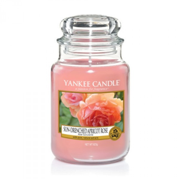 Yankee Candle Sun-Drenched Apricot