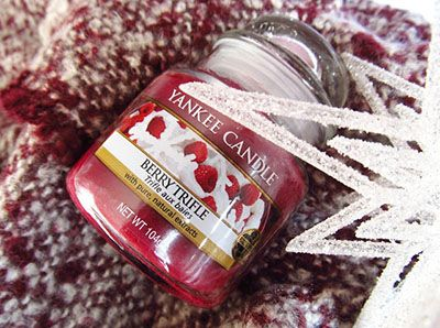 Yankee Candle Berry Triffle